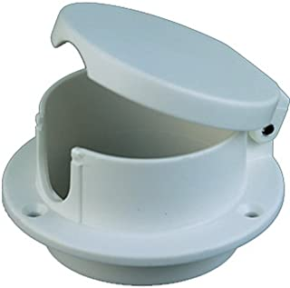 featured product Perko 1057DP0WHT Rope Deck Pipe - White