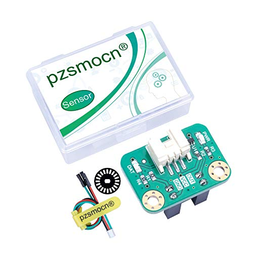 pzsmocn ITR9608 Photo Sensor Compatible with Raspberry Pi/Arduino Board. for Copier, Printer, Facsimile, Ticket Vending Machine, Opto-electronic Switch, Motor Speed Detection, Pulse Counter.