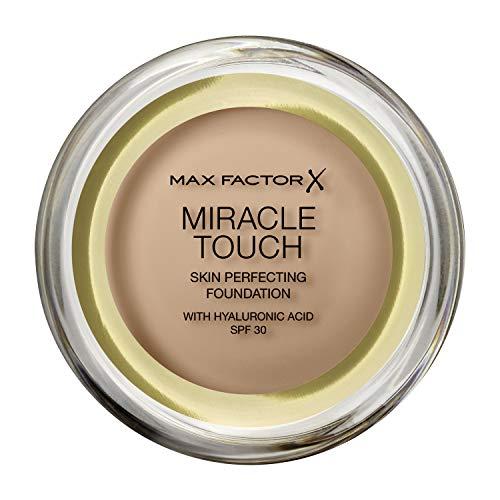 Max Factor, Base de maquillaje (Tono: 080 Bronze, Pieles Oscuras) - 11.5 g (99240012693)