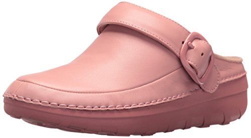FitFlop Women's Gogh PRO Superlight Medical Professional Shoe, Dusky Pink, 7 M US