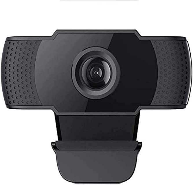 Licyley Cámara Web Full HD 1080P con micrófono computadora portátil PC USB Webcam de Escritorio para videollamadas Estudios conferencias grabación Juegos con Clip Giratorio