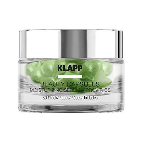 Sérum hidratante + provitamina B5 de Klapp Beauty Capsules