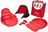 Asento Reversivel, Chicco, Red Passion