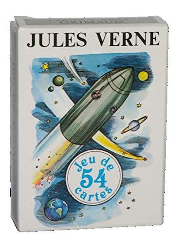 Jules Verne (Dos Vert)