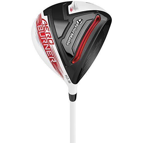 TaylorMade Men's AeroBurner Driver is the best choice