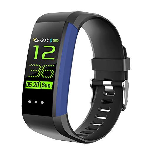 Gskj Fitness Trackers Activiteit Tracker Met Hartslagmeter Waterdichte IP67 Fitness Horloge Slaapmonitor Stappenteller Kind Vrouwelijke Mannen Bel SMS Ios Android