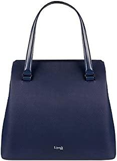 Plume Elegance Tote Bag - Large Top Handle Shoulder Handbag for Women