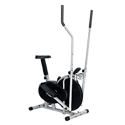 Cross Trainer Máquina elíptica Entrenador Compact Life Fitness Equipo de Ejercicio para el hogar Oficio magnético Cardio Workout 91x50.5x152.5cm