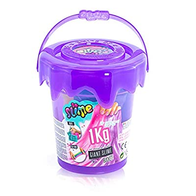 So Slime- Cubo Gigante 1 kg. (Canal Toys SSC 122U) de Canal Toys