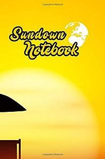 Sundown notebook