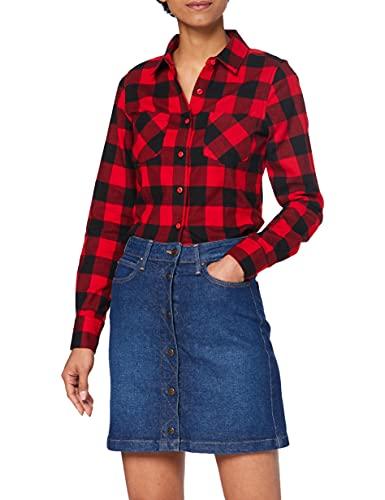Lee A Line Skirt Falda, Azul (Dark Garner UV), 38 para Mujer