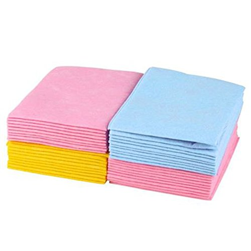XXL Pack Haushaltstücher 40Stk.Allzwecktücher kochfest Reinigungstuch Küchentuch