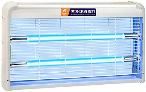 WBXNB Lampada di Sterilizzazione per Disinfezione UV + Ozono/Purificatore d'Aria/Acaro Deodorizzante Germicida A Parete Luce Uvc per Prodotti Medicali Domestici (30 W / 40 W), Ozono 40W