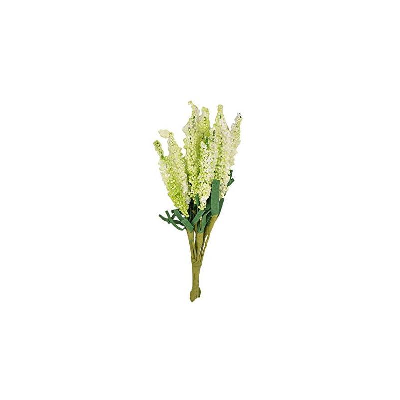 silk flower arrangements brawljrorty artificial flowers 10pcs/bouquet artificial hyacinth flower diy crafts wedding home floral decor for table home office wedding