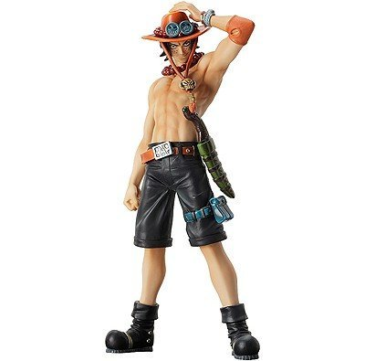 Vol.1 port gas D Ace single item One Piece DX Figure THE GRANDLINE MEN (japan import)