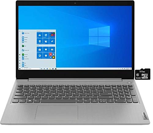 2021 Newest Lenovo IdeaPad 3 15.6' HD Touch Screen Laptop,...
