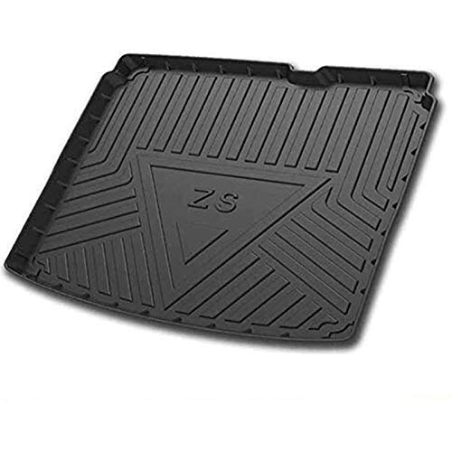 Car Boot Mat for MG ZS 2017 2018 2019 2020, Auto Trunk Non-Slip Rubber Boot Liner Floor Tray Mat Protector Waterproof Cargo Storage Mat