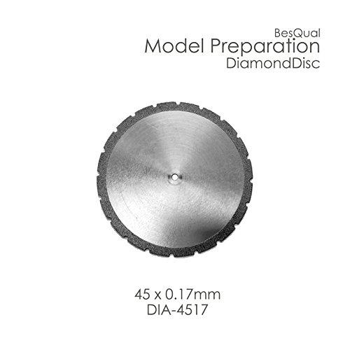 BesQual Model Preparation Diamond Disc (Unmounted) 45mm x 0.17mm