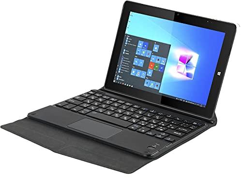 MWORKS Pro 8.9インチ 2-in-1 タブレットWindows10 タッチスクリーン [mobileOffice / inte Celron N3350/ DDR3 SDRAM / 64GB / 4GB RAM / 日本語キーボード / 64bit / マルチタッチ / SDXC / ] s003