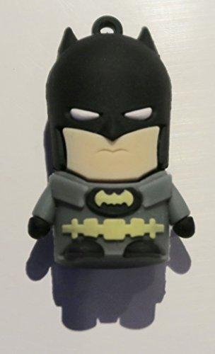 Minigizmos Batman Personnage 64Go Clé USB 2.0Flash Drive Stylo à Bille