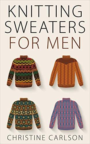 Men Sweater Vest Knitting Pattern
