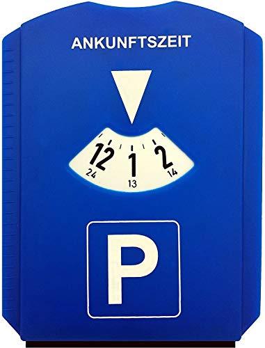 EUROLUB 900320 parkeerschijf, blauw