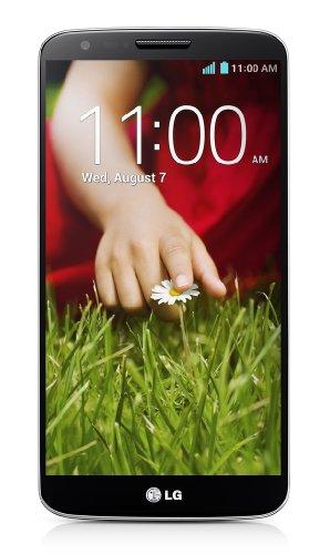 LG G2 D802 16GB (GSM Only, No CDMA) Factory Unlocked 4G/LTE Smartphone - (Black)