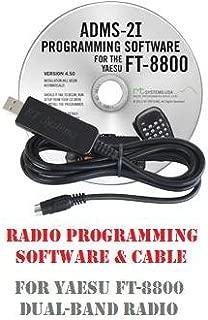 yaesu ft 8800 software