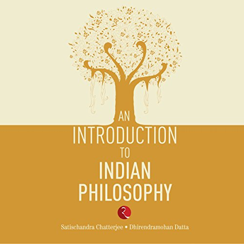 An Introduction to Indian Philosophy audiobook cover art