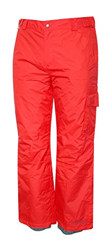 Columbia Men's Bull Lake Ski Snowboard Waterproof Pants Hyper RED (XXL)