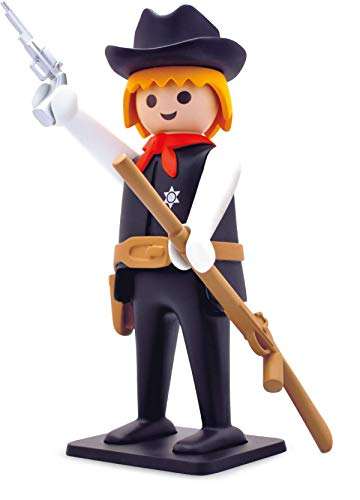 Plastoy Playmobil Figura Vintage Collection El Sheriff, Multicolor (PPLM-260)