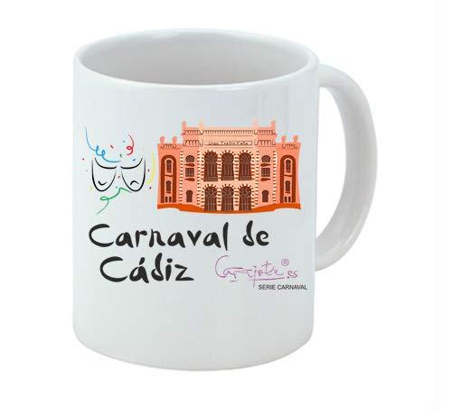 Taza Serie Carnaval Carnaval de Cádiz