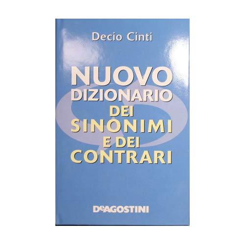 Nuovo dizionario dei sinonimi e dei contrari