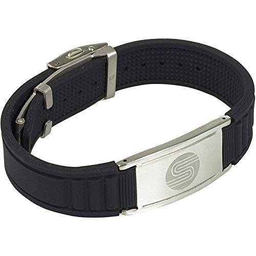 Satori 4 in 1 Negative Ion Band And Bracelet, Ionic Wristband, One Size Fits All