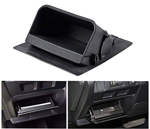 Ecloud Shop Car Fuse Box Coin Container Inner Storage Tray for Subaru XV Crosstrek Forester Outback Legacy Impreza WRX STI