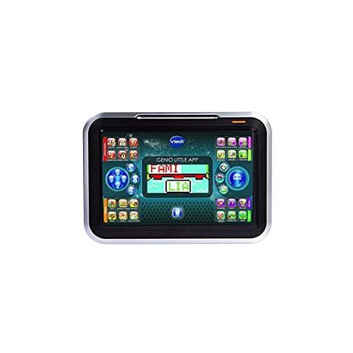 Vtech Genius Little App Tablet Educational For Children Pink 3480 155557 Babaloo