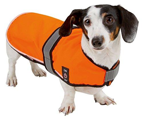 Kerbl 80602 Sicherheitsweste Maxi Safe, L, orange, 40 x 70 cm, 60 x 90 cm, 50 cm