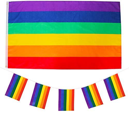 Bandera de Reino Unido para decoracin de bandera de ftbol de Jubile, bandera de ftbol de 3 x 5 pies + encuadernacin