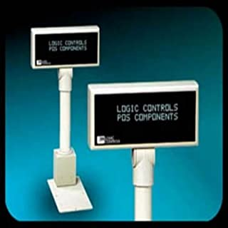 Logic Controls PD3000 Pole Display PD3000-BK by Logic Controls