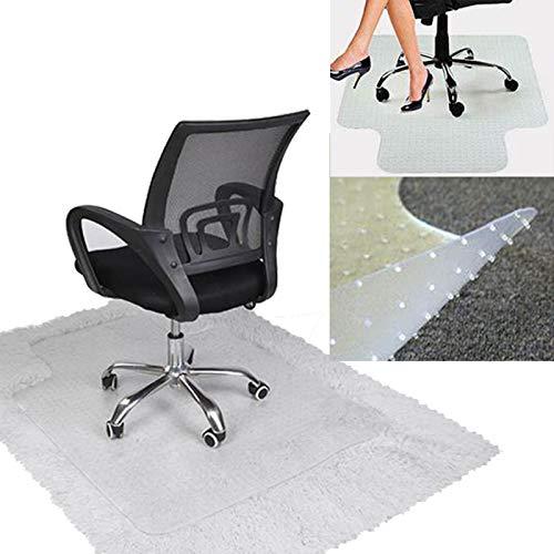 "Office Chair Mat for Carpet, Transparent Desk Chair Mat for Carpet Floors 35.43""x 47.24"" x 0.08"""