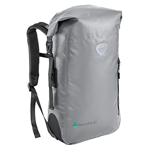 Skog Å Kust BackSåk Waterproof Backpack | 35L Grey