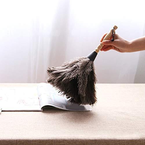 Struisvogel afstofborstel Antistatische plumeau Woonkamer Hotel Slaapkamer Huis