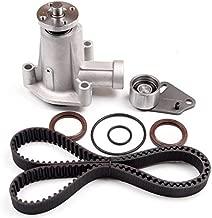 ECCPP Timing Belt Water Pump Kit Fits 1995-2001 for Mazda for Ford 2.3L 2.5L SOHC 8v VIN A Cu. 140