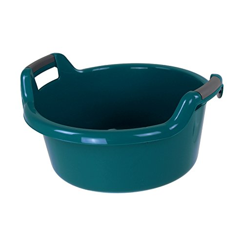 Curver wasmand 27L 53,5x51x20,5cm waskom wasmand wasmand blauw
