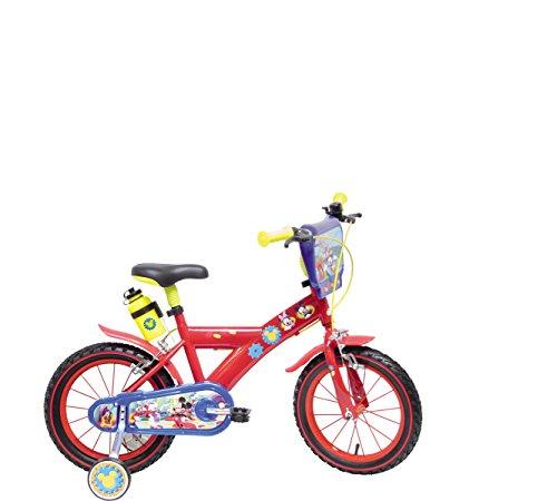 Mondo–25140–Bicicleta–Mickey Mouse–14