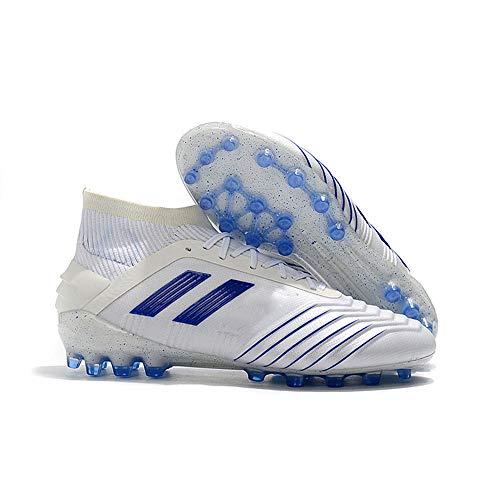 Zapatos De FúTbol De 13A GeneracióN De Tejido De Punto Impermeable Zapatos De Entrenamiento con Puntas Altas