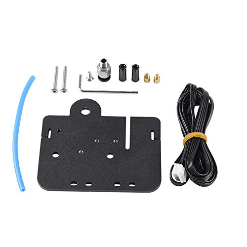 Z Axis Stable Replacement Parts Durable Alumina Office Direct Drive Extruder Conversion Kit for Ender 5 3D Printer ZRONG