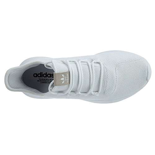 Adidas Originals Tubular Shadow Dusk Blanc - - Blanc/Noir, 45 EU