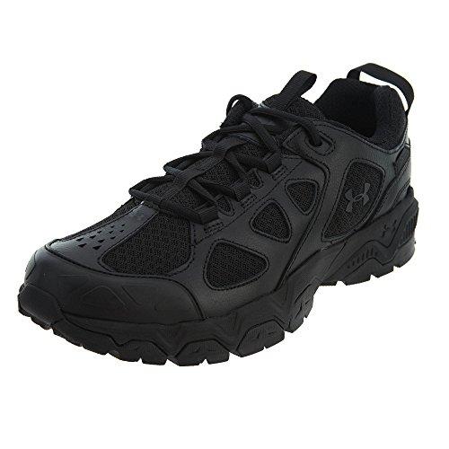 Under Armour Men's Mirage 3.0 Hiking Shoe, Black (001)/Black, 12.5