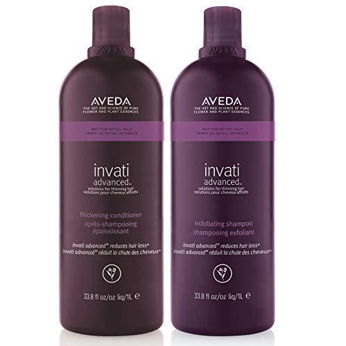 Aveda Invati Advanced Exfoliating Shampoo & Conditioner 33.8oz Duo Set